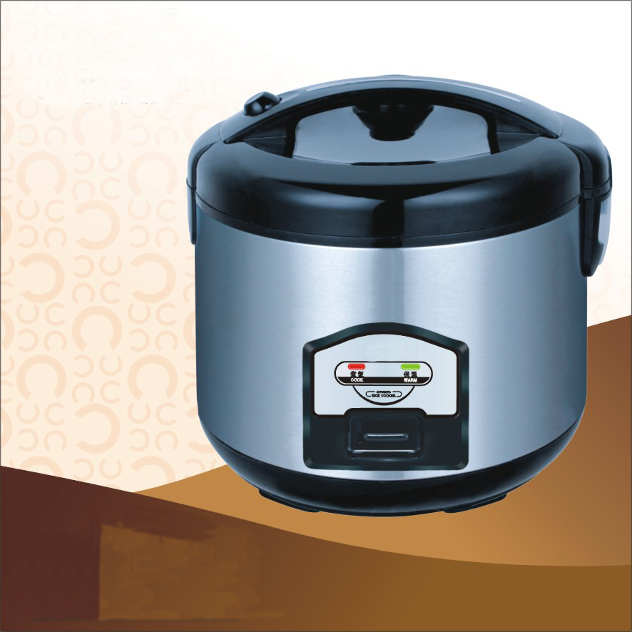 Stainless steel rice cooker  TPXB50-01