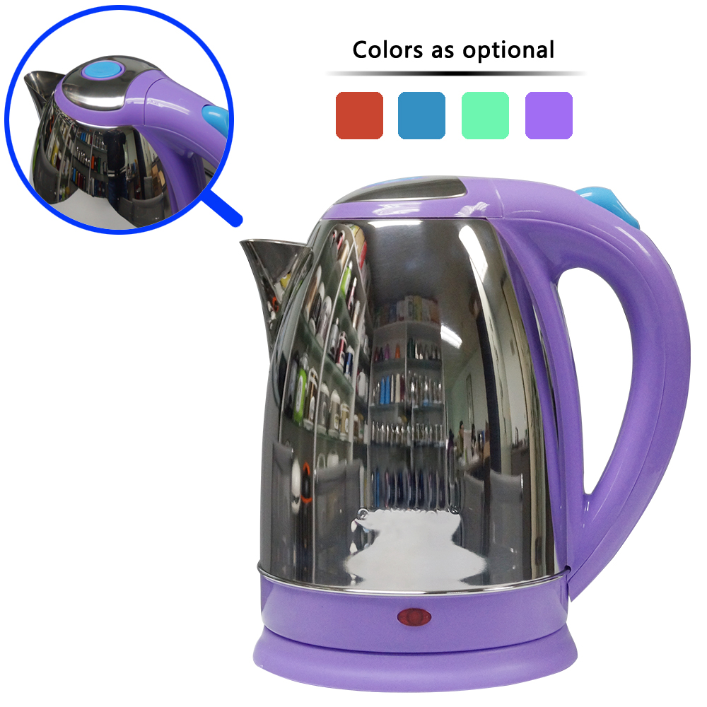 1.8L Stainless Steel electric kettle TPSK3618